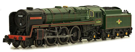 Photo: 2S-017-002   Britannia Class