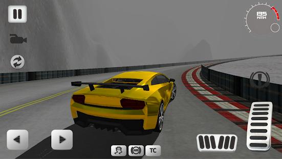 sport car simulator screenshot thumbnail