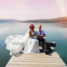Wedding photographer Olga Shtanger (OlyaZaolya). Photo of 31.07.2018