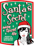Carolina Brewery Santa's Secret