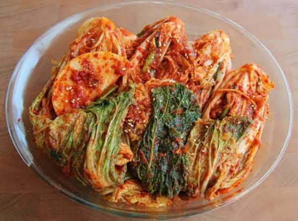 Kimchi  (kimchee) Recipe