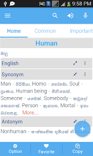 sinhala and english dictionary download