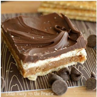 Deliciously No Bake Crunchy Bars