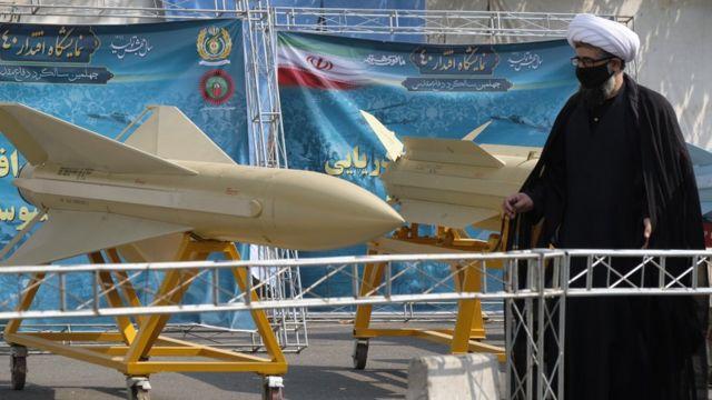 نمایشگاهی از تواناییهای نظامی ایران