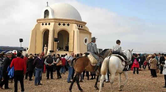 Miles de almerienses se preparan para acudir el domingo a la Romería Torregarcía