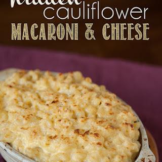 Hidden Cauliflower Macaroni and Cheese