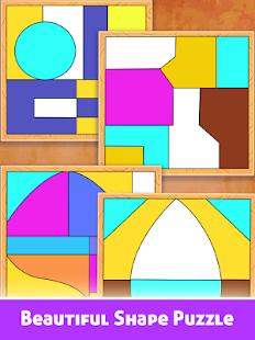 Shape Puzzle Hexa - náhled