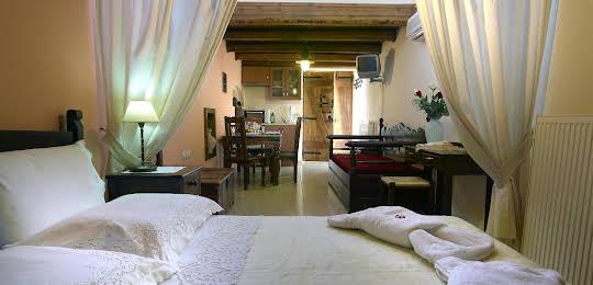 Petronikolis Trad. Houses