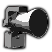 Air Raid Siren Soundboard
