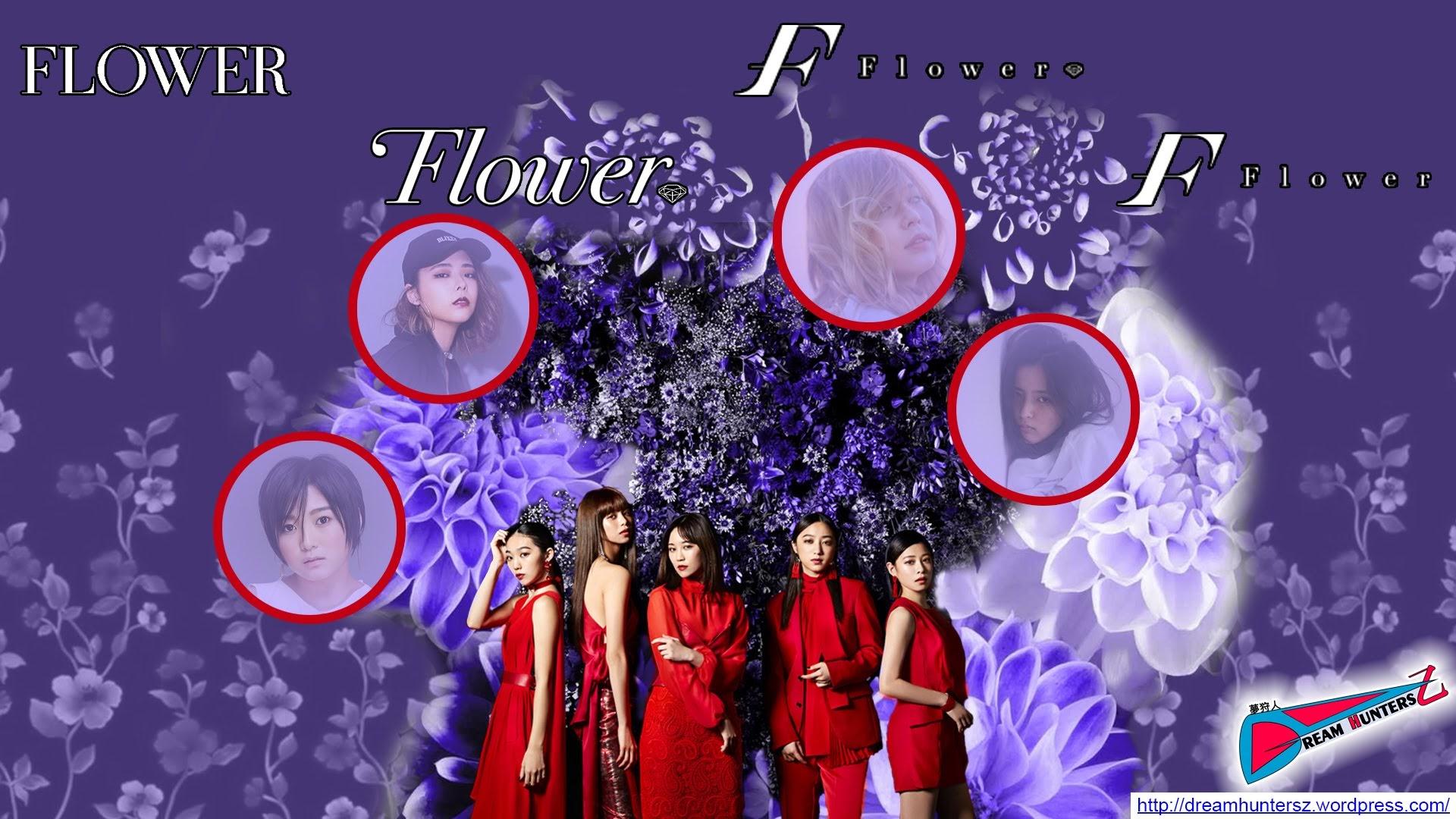Flower - Montagem feita por mim.