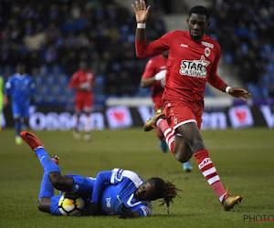 """Antwerp-speler is ongelukkig: """"Moeilijk om ermee om te gaan"""""""