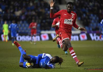 """Antwerp-verdediger kwam minder tot spelen toe, maar droomt van Champions League: """"Iedereen toch?"""""""