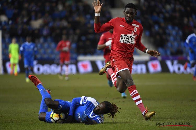 """Antwerp-verdediger kwam minder aan spelen toe, maar droomt van Champions League: """"Iedereen toch?"""""""