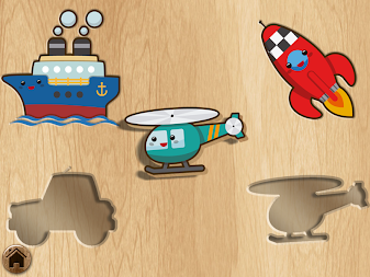 Baby puzzles APK screenshot thumbnail 6
