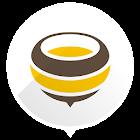 허니스크린 - 잠금화면 속 꿀캐시 icon