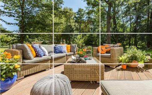 Puzzle – Outdoor furniture 9
