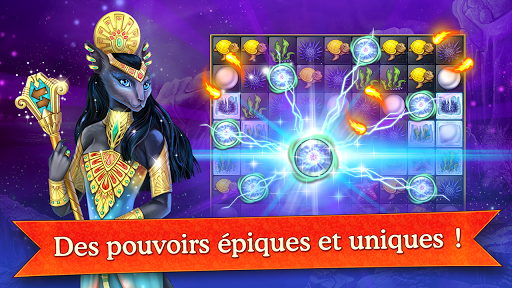 Cradle of Empires Match-3 Game  captures d'écran 3