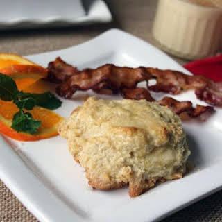 Egg Nog-Bisquick Biscuits by Cin.