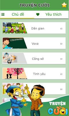 Truyen Cuoi - Truyện Cười - screenshot