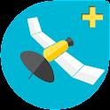 GPS info premium +glonass icon