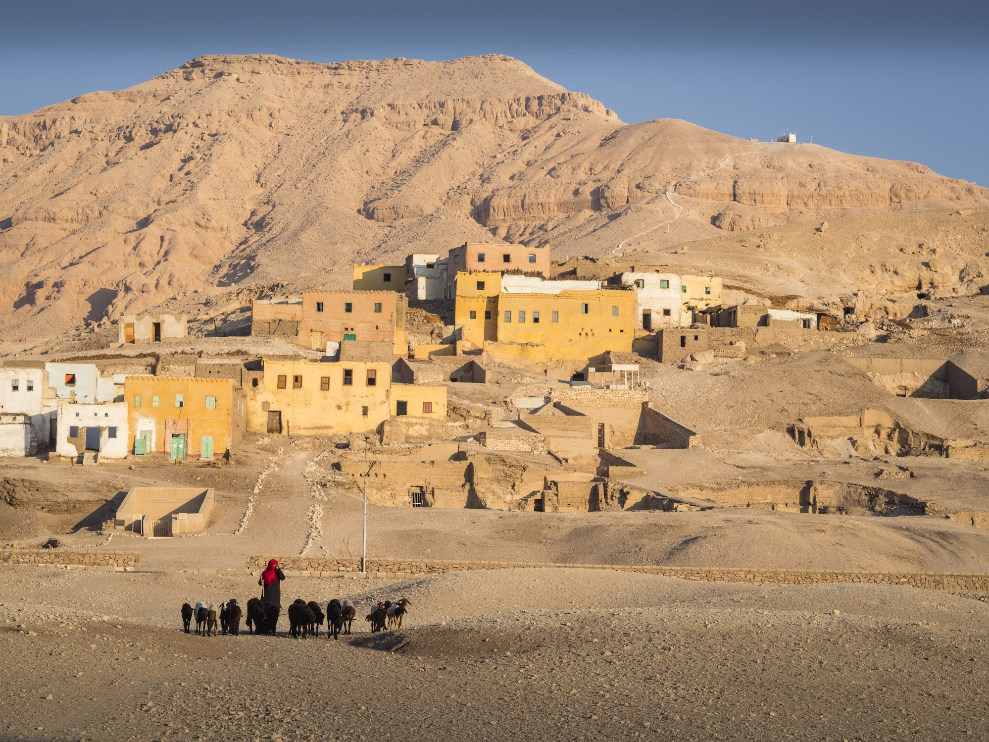 West Bank of Luxor