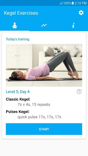 Kegel movement 2.0 Apk for Android 1