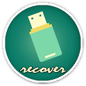 Recover USB Data Guide icon