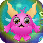 Best Escape Games 76 Pink Beast Escape Game icon