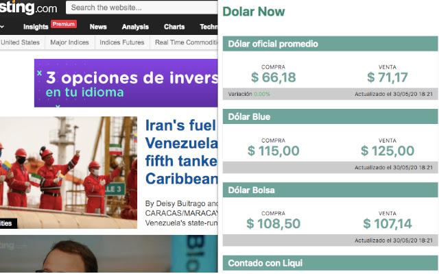 Dolar Now - Cotizacion Argentina