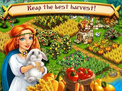 Harvest Land screenshot 01
