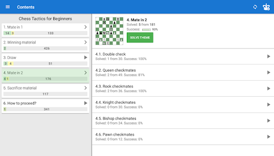 Chess Tactics for Beginners App Download For Android 8