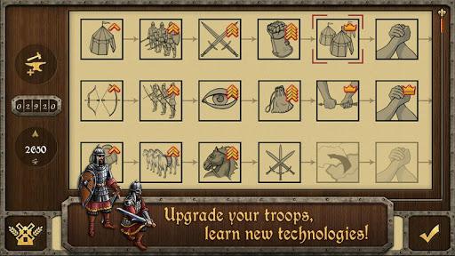 Medieval Wars:Strategy&Tactics 1.0.13 screenshots 4