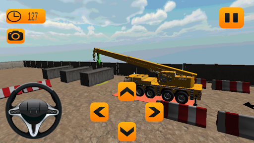 Factory Cargo Crane Simulation  screenshots 1