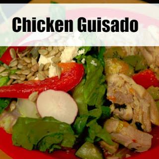 Chicken Guisado.