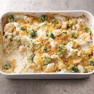 Ritz Cracker Chicken Cream Cheese Casserole Recipes