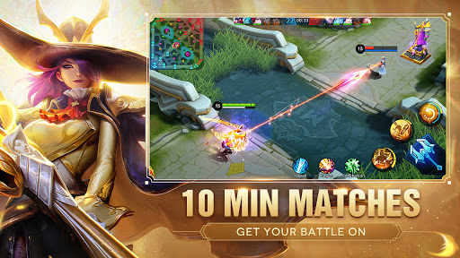 Mobile Legends: Bang Bang screenshots 3