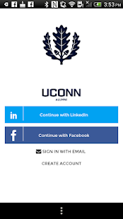 UConn Alumni Community- screenshot thumbnail
