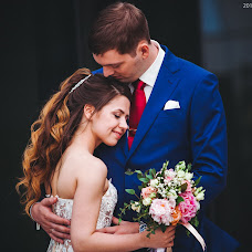 Wedding photographer Olga Zamelyuk (TiGRA). Photo of 14.06.2018