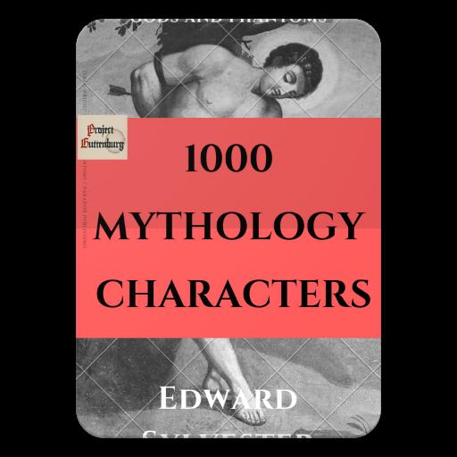 1000 Mythological Characters  eBook & Audio book 5 screenshots 16