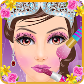 Royal Beauty Salon Girls Games