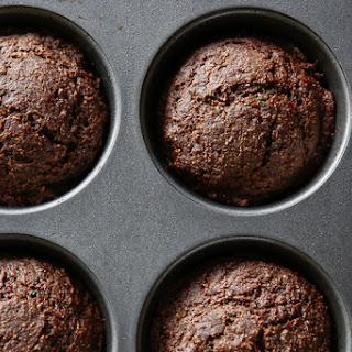 Tried and Tasty - Healthy Chocolate Zuchini Muffins.
