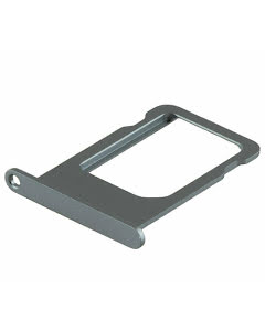 iPhone 5S/SE Sim Holder Grey