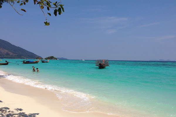 Relax at Pattay Beach on Koh Lipe