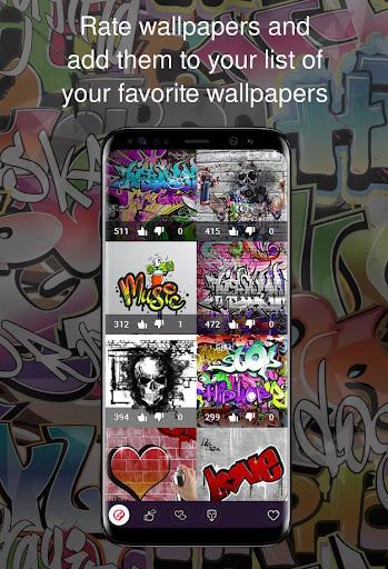 Graffiti Wallpapers 1.0.12 screenshots 4