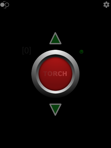 PITCHbLACK -Strobe blink light