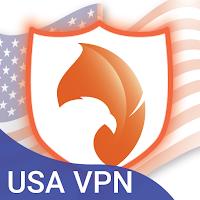 LA USA : فیلتر شکن قوی و پرسرعت : Fast & Free VPN
