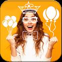 Doodle Crown – Cute photo Maker icon
