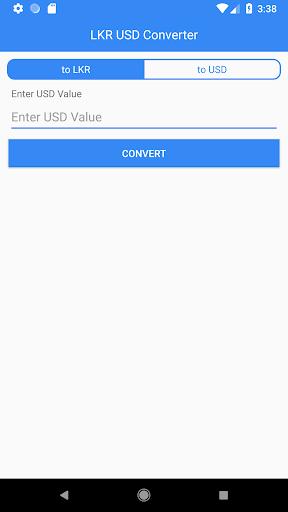 Lkr Usd Converter Screenshot 1