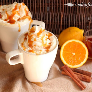 Spiced Wassail and Caramel Apple Cider
