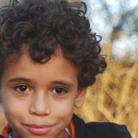 A amazing smile  by Peno Darsh - Babies & Children Child Portraits ( face, egypt, children, kid, egyptian, smile, kids, child )